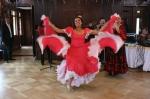 Танец на юбилее